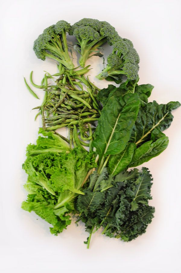 green smoothies for breakfast!   great recipe!  learn about an easy way to grow these greens. ~Mel @ RaisedUrbanGardens.com