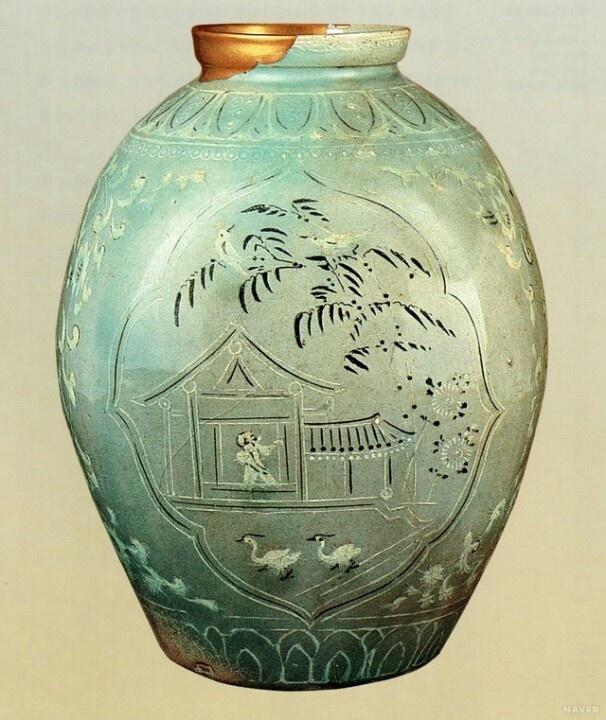 80 Best Art Korean Ceramics Images On Pinterest Ceramic