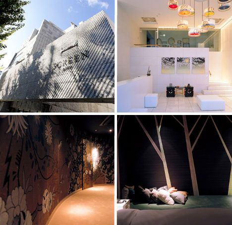 34 best images about crazy hotels on pinterest around for Unique small hotels
