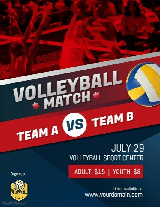 pin by ashley on volleyball flyer template volleyball event