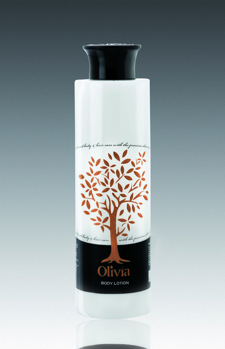 sing a special formula based on Olive Oil and Olive extracts, Olivia Body Lotion pampers your body removing gently the stressful effects of everyday life. Absorbs quickly to leave skin feeling soft and looking radiant all day.  Delicately scented.