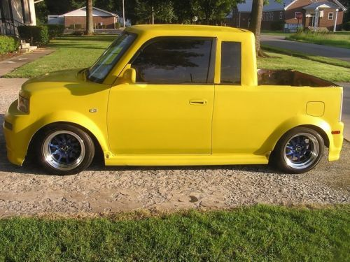 Find used 2005 Scion XB Mini Truck is up for $sale$ Can drive it ...