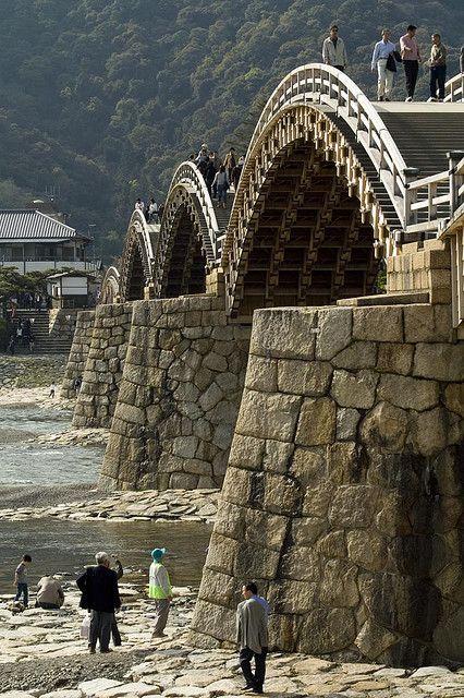 The Old Samurai Bridge  (rePinned 090113TLK)