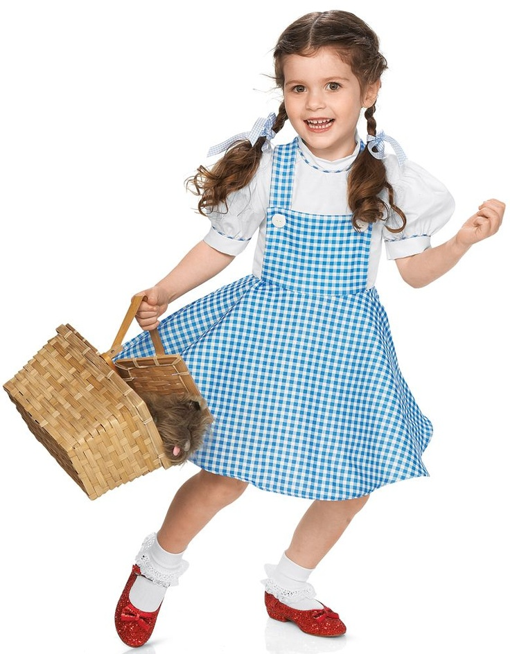 Dorothy hairstyle | Costume | Pinterest