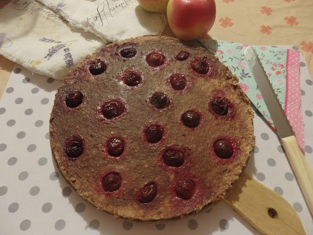 Zdravé a lahodné     Tento koláčik je ďalší z mojich pokusov o zdravé pečenie a musím povedať, že bol naozaj ľahučký, šťavnatý a chutil, ak...