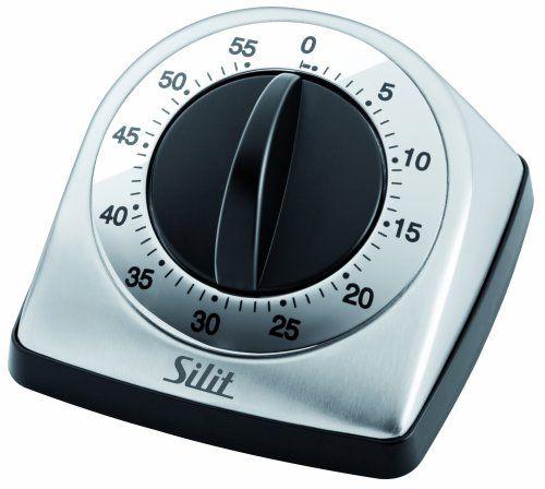 Silit 68001701 Küchenhelfer Kurzzeitmesser Volta
