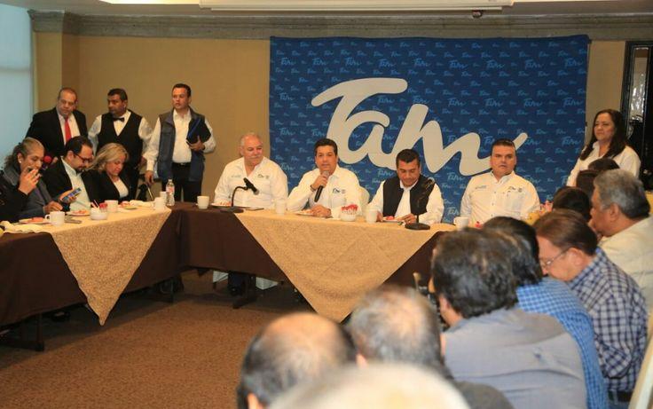 Gobierno de Tamaulipas restablecerá orden y Estado de Derecho en Reynosa