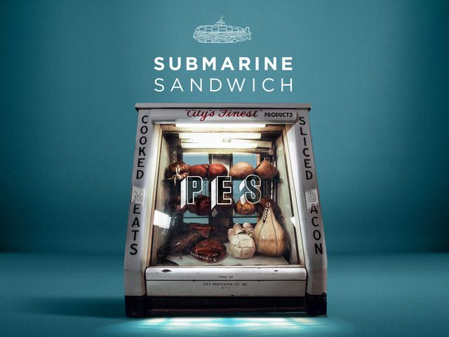 'Submarine Sandwich' An Upcoming Stop-Motion Animated Food Film by PES Set in an Old School New York Deli