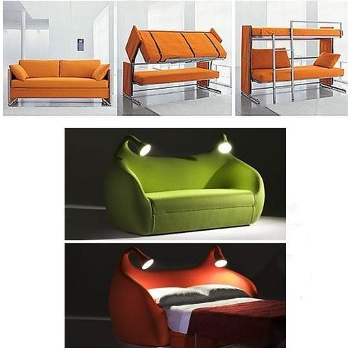 Very cool convertible furniture home ideas pinterest for Really cool furniture
