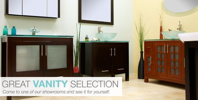 Great Place For Bathroom Vanities Toilets Shower Doors Faucets - Bathroom place hialeah