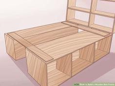 Image titled Build a Wooden Bed Frame Step 23