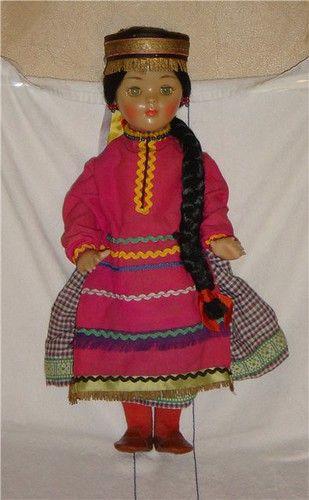 Куклы СССР: Московская фабрика игрушек им. 8 марта ...
