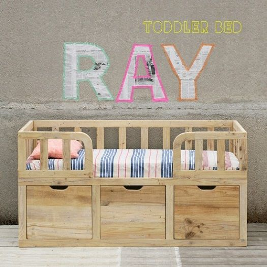 Cama infantil http://www.mamidecora.com/muebles-para-bebes-ni%C3%B1os-xo-in%20my%20room.html