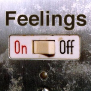 There are too many people with their feelings off in this world!