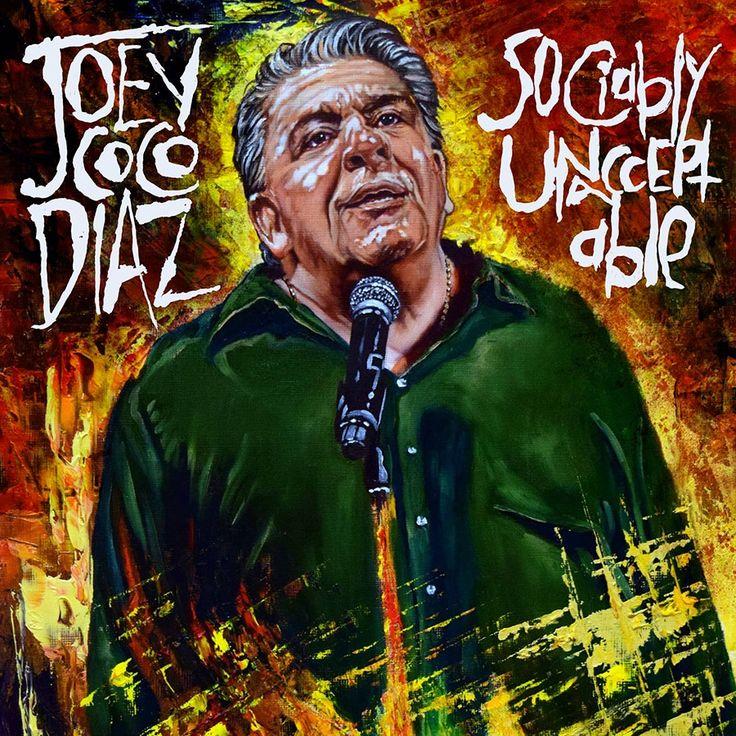 Joey Diaz - Sociablly Unacceptable
