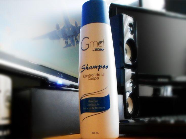 •Shampoo Control de la Caspa, Está diseñado para controlar la caspa y además cuidar tu cabello. Es un shampoo de uso diario que NO CONTIENE SAL formulado sobre la base de extracto de Romero, Menthol y Piritionato de zinc que actúa combatiendo y controlando los signos que produce la caspa evitando dañar el cuero cabelludo.  INGREDIENTES: Menthol, Climbazole, Piritionato de Zinc y Extracto de Romero.