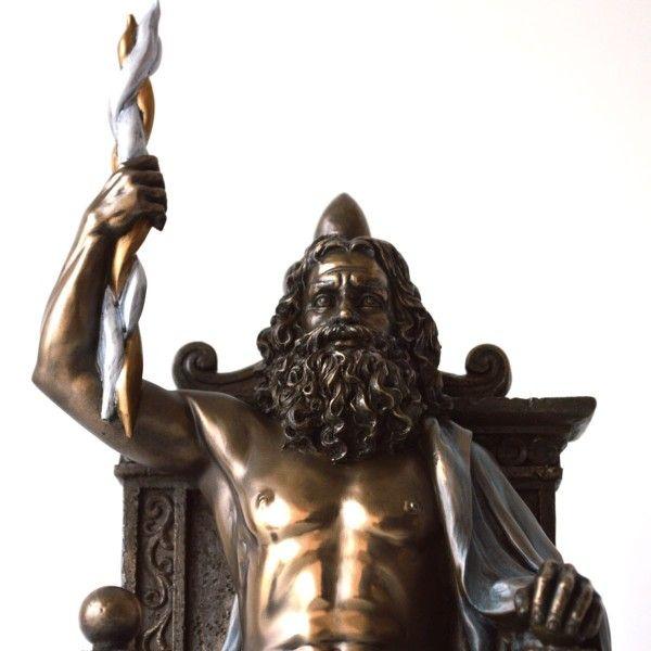 "Statueta ""Zeus din Olimp"" | MyMan.ro - cadouri barbati"