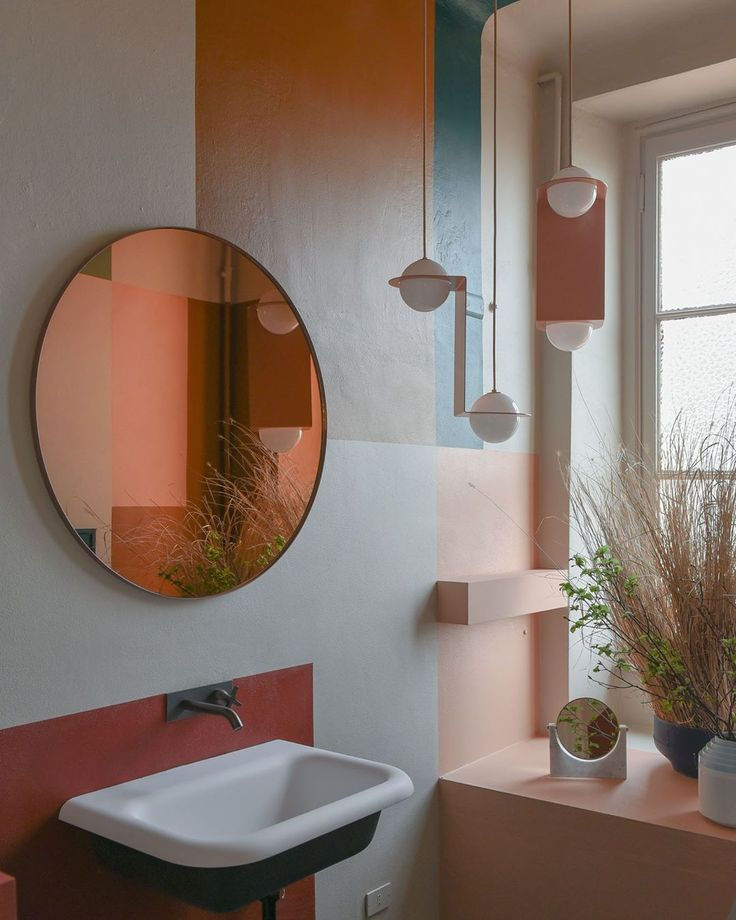 Bathroom Art Orange: 17 Best Ideas About Orange Bathroom Decor On Pinterest