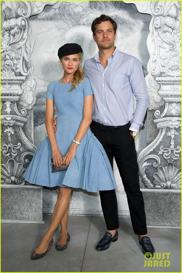 Chanel: Chanel Couture, Power Couple, Joshua Jackson, Cute Couple, Celebrity Couple, Photo Booths, Couture Fashion, Haute Couture, Diane Kruger
