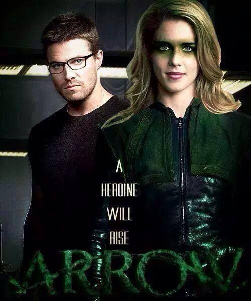 Arrow role reversal.