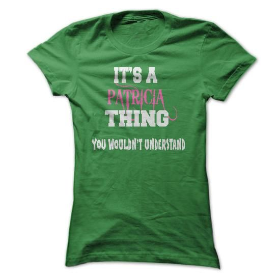 Cool FOR PATRICIA T shirts