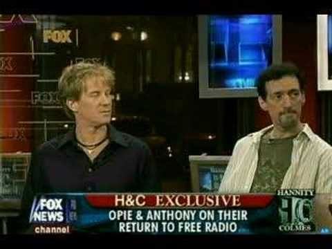 Opie And Anthony On Hannity