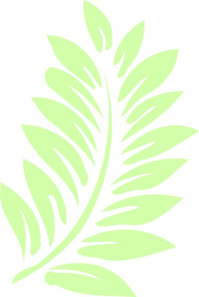 free stencil tropical leaf - Google Search