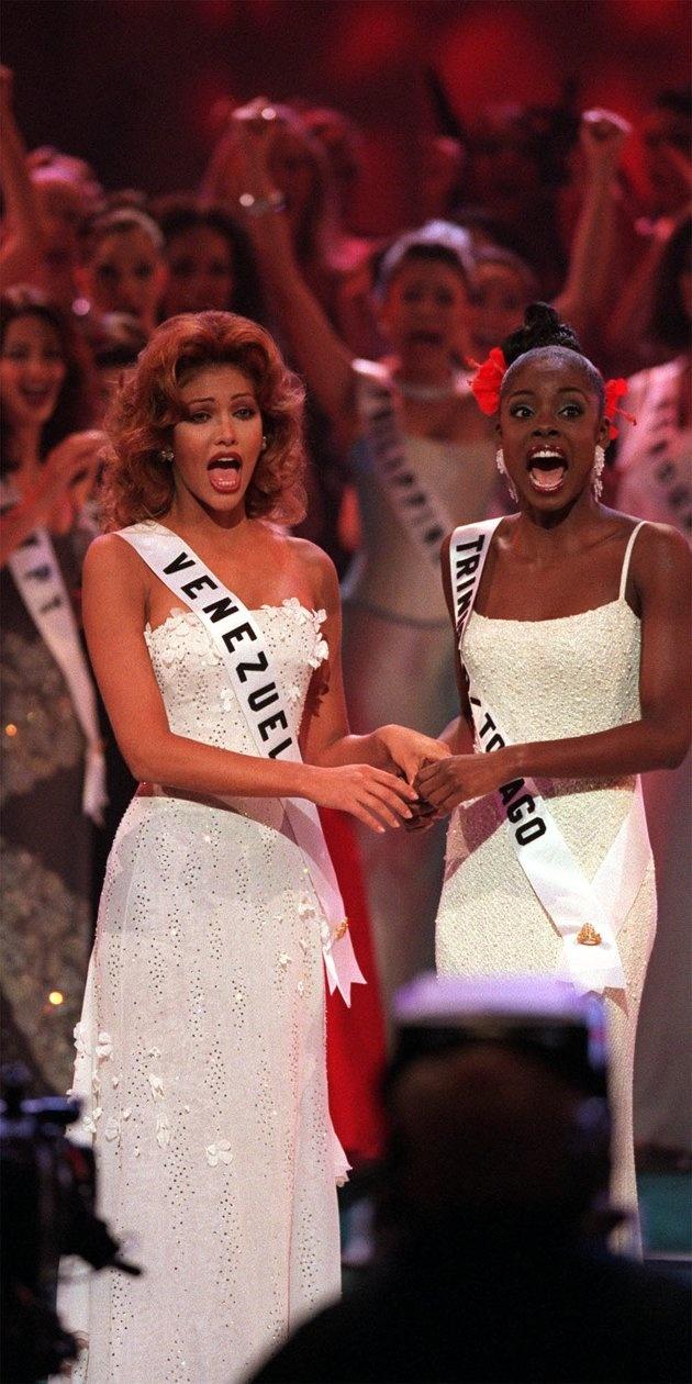 Veruzka Ramirez.. First runner in Miss Universe 1998... Honolulu Hawai