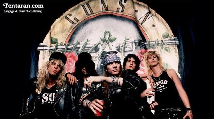 GUNS N' ROSES' sells 1 million tickets within 24 hours