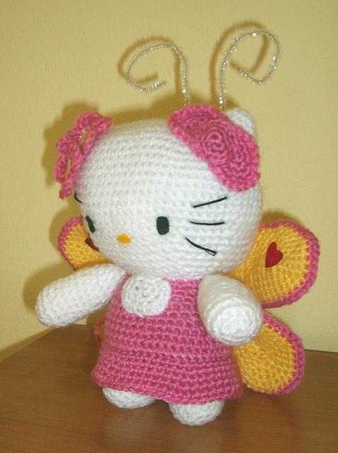 Amigurumi Hearthstone Pattern : 17 Best images about Amigurumi Hello Kitty on Pinterest ...