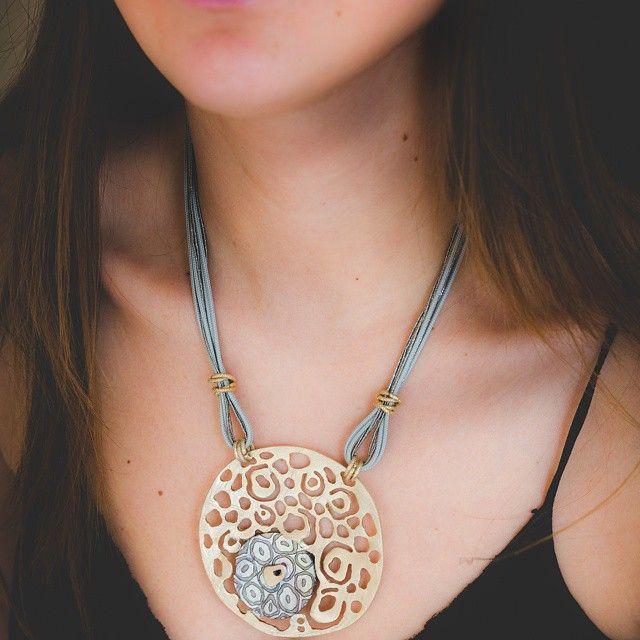 #studioGi #statementnecklace #statement #necklacesofinstagram #madeinItaly #gold #artist #artisan #merxinc #accessories #designer #jewelry #jewellery #merxjewellery #nickelandleadfree