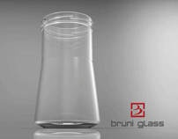Chemistry - Glass Jar - Bruni Glass Competition by Jonathan Gomez, via Behance