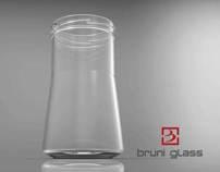 Chemistry - Glass Jar - Bruni Glass Competition by Jonathan Gomez, via Behance