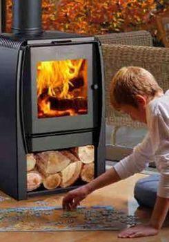 Pivot Stove & Heating Company - Wood Freestanding - Small