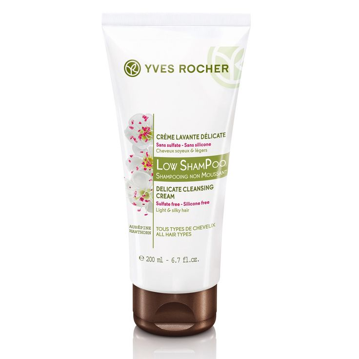 Crème Lavante Délicate /Low ShamPoo, Yves Rocher, conquise par son efficacité, sa douceur, son parfum printanier !! #lowpow #green