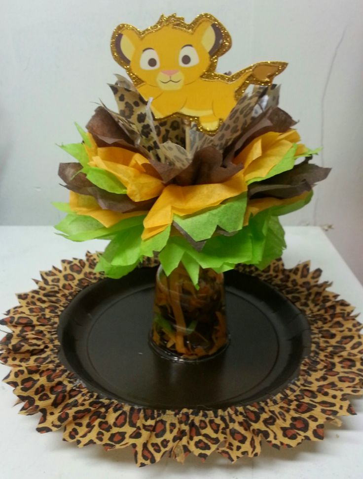 Best safari centerpieces ideas on pinterest jungle