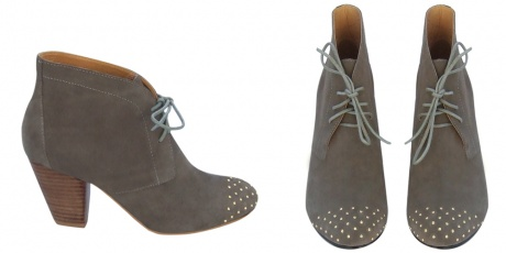 Studded Chukka Boots