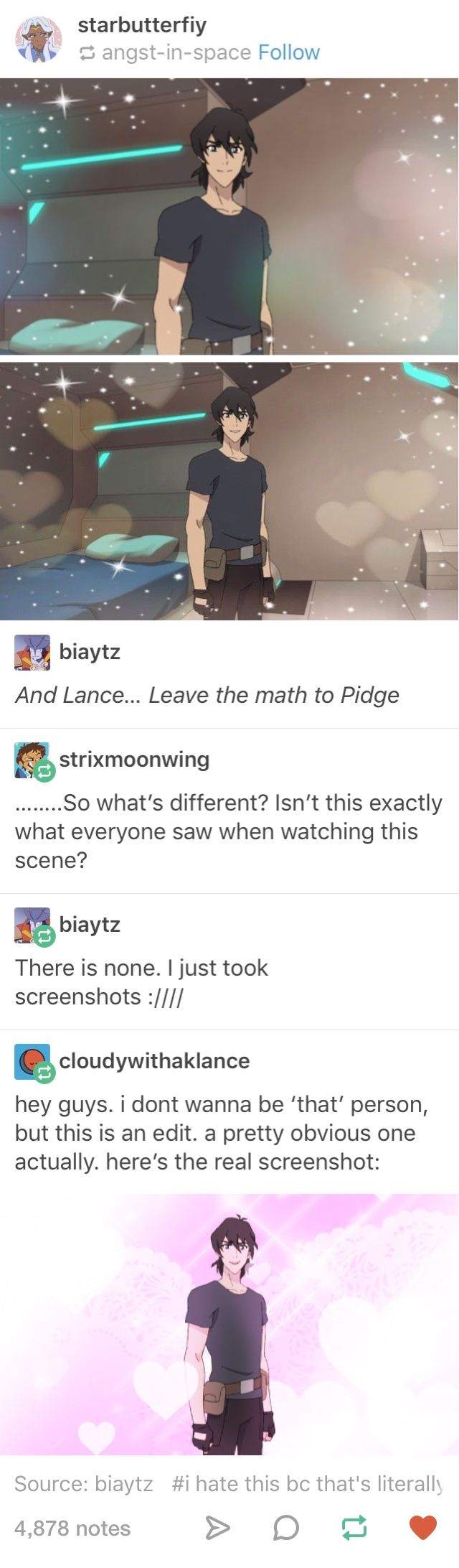 Isn't this what we all saw? | Voltron season 3 spoilers