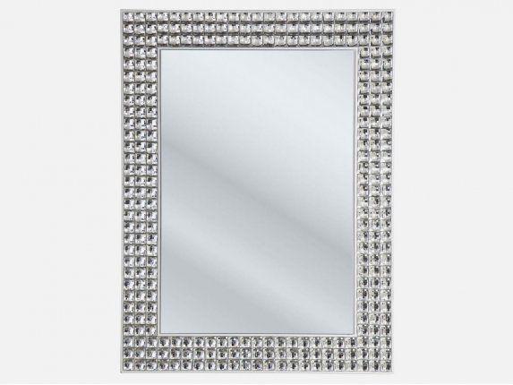 Lustro Crystals wys. 60cm od Kare Design — Lustra — sfmeble.pl