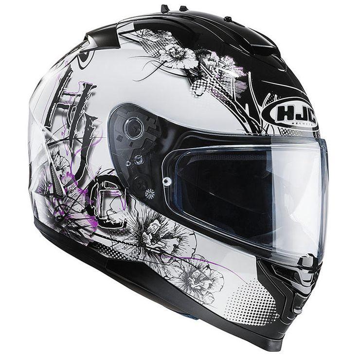 HJC IS17 Barbwire Motorcycle Helmet Motorcycle helmets