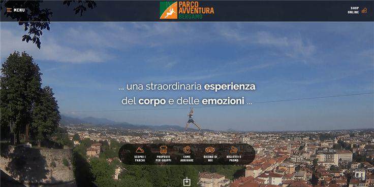 Un #progetto di comunicazione integrata per lanciare la nuova identità di Parco Avventura Bergamo, in una fase di forte crescita e cambiamento. Scopri il nuovo sito web targato #Yourbiz!