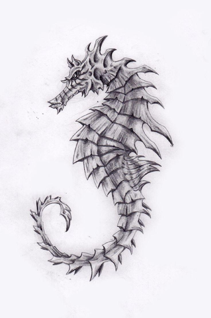 Seahorse Art - Bing Images