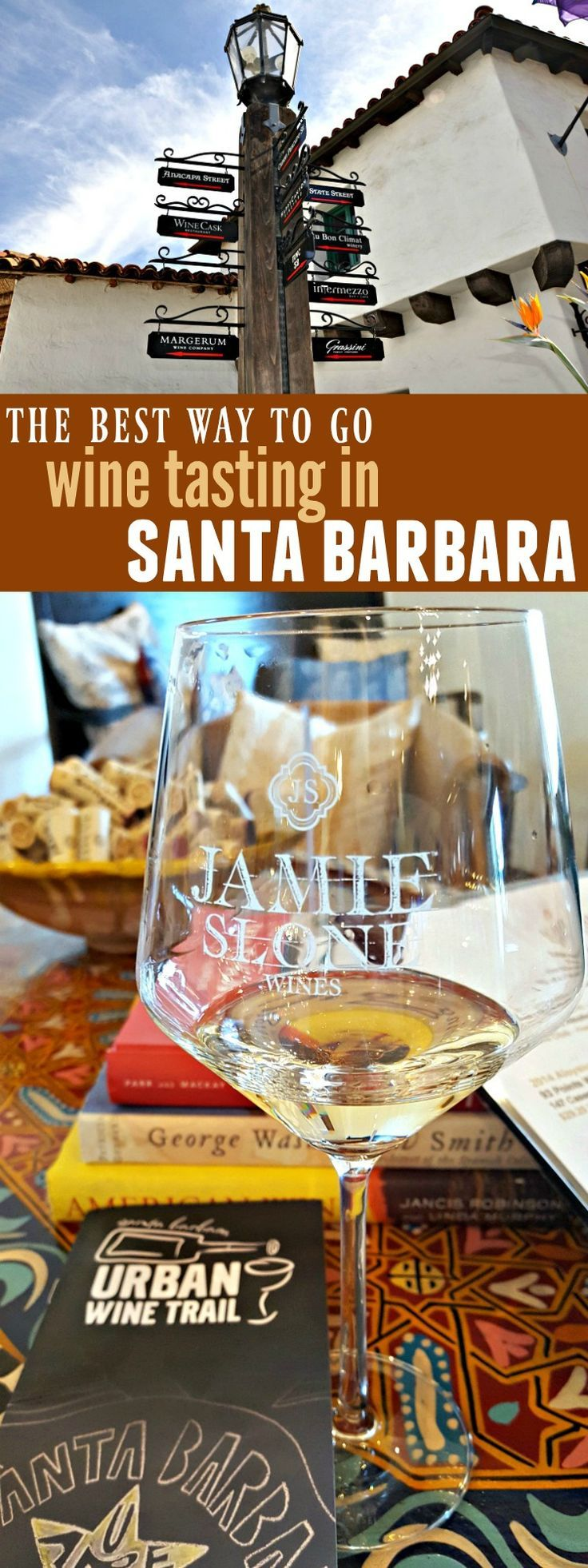 Are you looking for the best way to go wine tasting in Santa Barbara? Check out our experience on the Santa Barbara Urban Wine Trail!