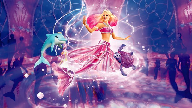 Watch Barbie: The Pearl Princess (2014) Full Movie for Free