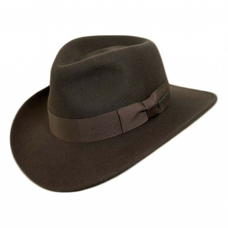Indiana Jones Hats Promotional Fedora