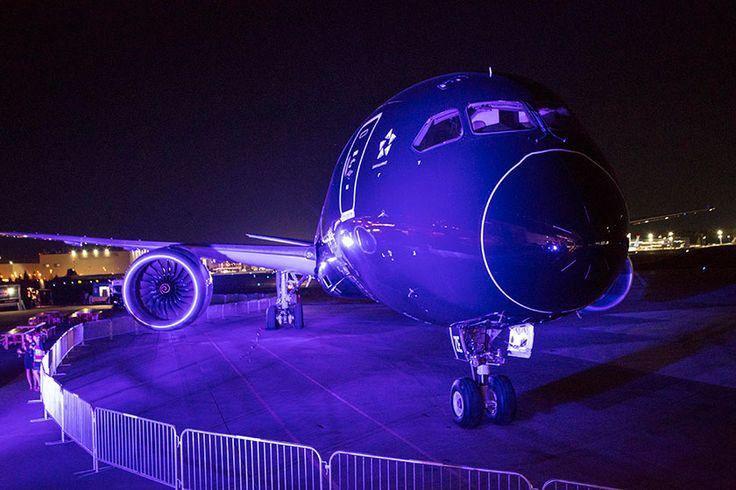 Air New Zealand 787-9 Dreamliner Seattle Launch #AirNZ787