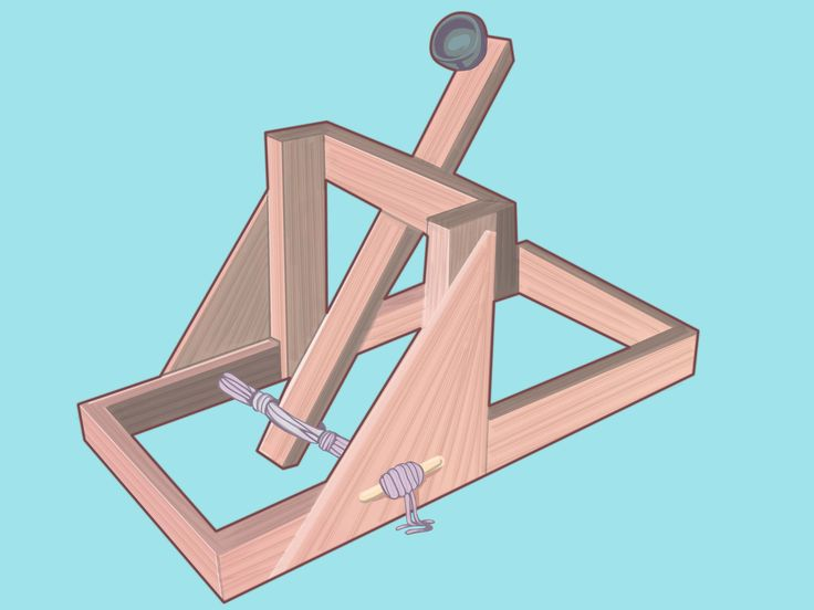 How+to+Build+a+Strong+Catapult+--+via+wikiHow.com                                                                                                                                                                                 More