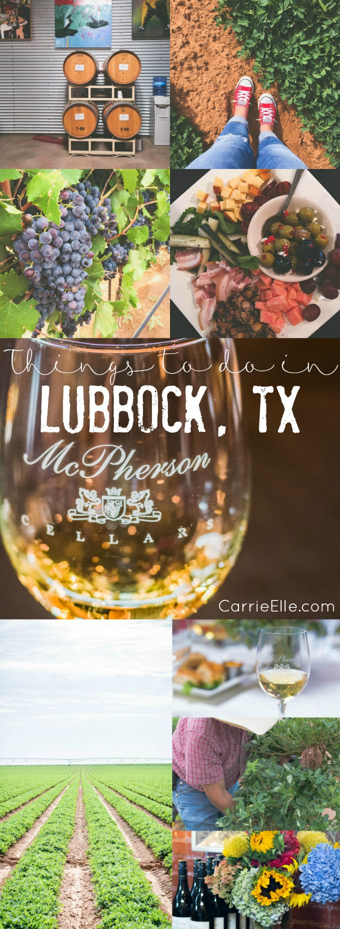 Here's a list of five things to do in Lubbock, Texas - from fine dining to wine tasting to exploring local art, you'll find Lubbock is full of fun things!