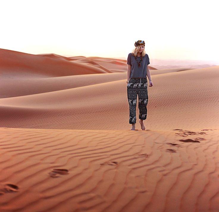 Abu Dhabi: In the desert - Fashionblog Travelblog Interiorblog GermanyFashionblog Travelblog Interiorblog Germany