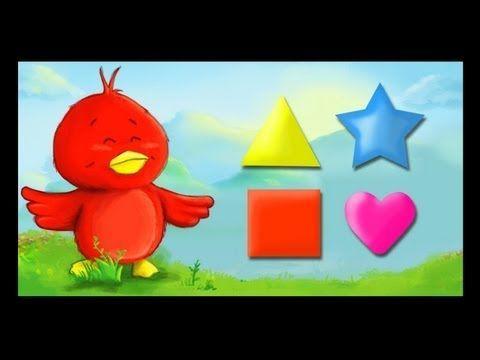 Apprendre les formes à vos enfants! (Français) - YouTube
